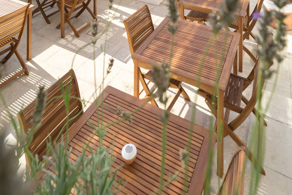 La Filanda - terrazza attrezzata