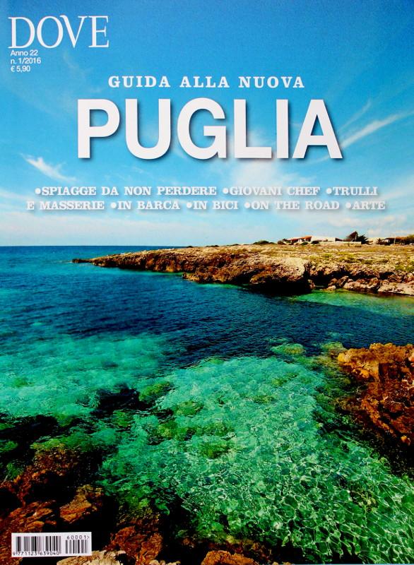 Dove - Guida Puglia giugno 2016 citazione La Filanda