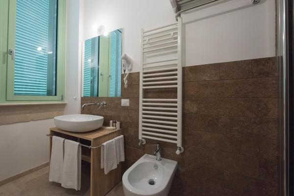 La Filanda camera FARFALLA - bagno