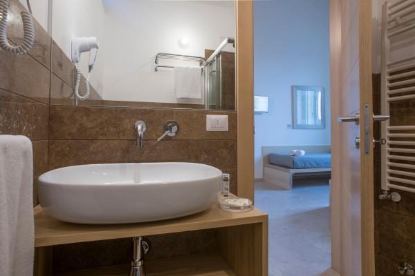 La Filanda camera ORDITO - bagno