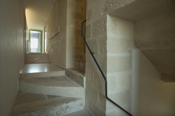 La Filanda - scalinata