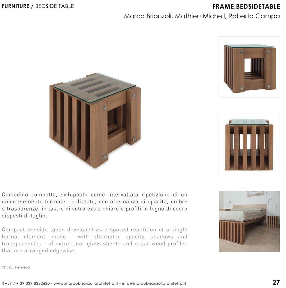 DESIGN FOR 2017 mobili e arredi dell'affittacamere La Filanda Casamassella